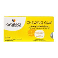 12 chewing-gums - Arôme citron
