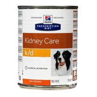 Chien k/d Kidney Care poulet 370g