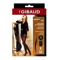 ActivLine collants de maintien T1 - Noir plumetis