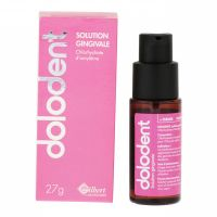 Dolodent solution gingivale 27g