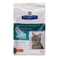 Chat w/d Digestive / Weight Management poulet 5kg