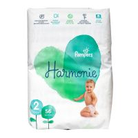 Harmonie 56 couches 4-8kg taille 2