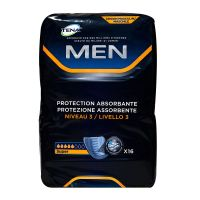 Men 16 protections absorbantes niveau 3