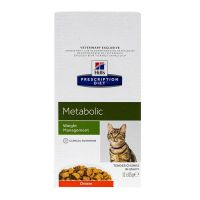 Chat Metabolic poulet 12x85g