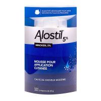 Alostil 5% application cutanée 3x60mL