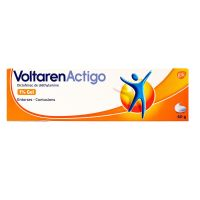 VoltarenActigo 1% gel tube 60g