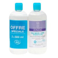 Rehydrate eau micellaire 2x500ml
