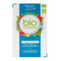 Infusion bio confort urinaire 20 sachets