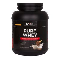 Pure Whey double chocolat 750g