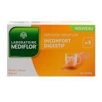 Infusion n°5 digestif 24 sachets