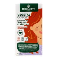 Végétal Color bio Henna Love 100g