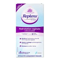 Replens gel vaginal 8 unidoses