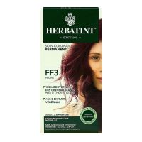 Soin colorant FF3 prune