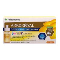 Arkoroyal Junior défenses organisme 5x10ml