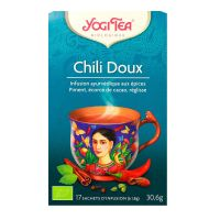 17 infusions Chili doux