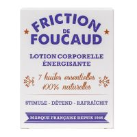 Friction lotion corporelle énergisante 100ml