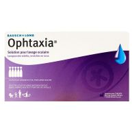 Ophtaxia 10x5ml