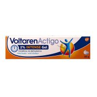 VoltarenActigo 2% intense gel tube 30g