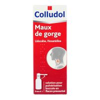 Colludol spray buccal 30ml