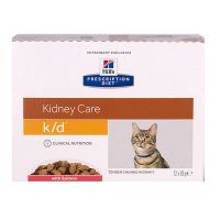 Chat k/d Renal Health 12x85g - saumon