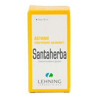 Santaherba solution buvable 30ml