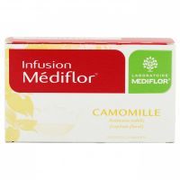 Camomille infusion 24 sachets
