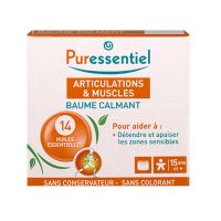 Articulations & muscles baume calmant 30ml