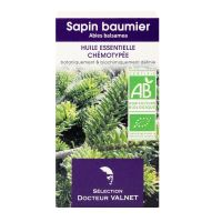 Huile essentielle sapin baumier 10ml