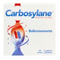 Carbosylane ballonements gélules