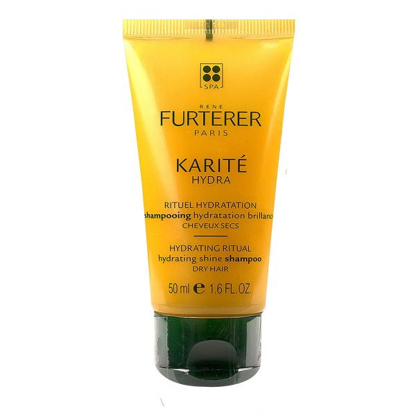 Karité shampoing hydratation brillance 50ml